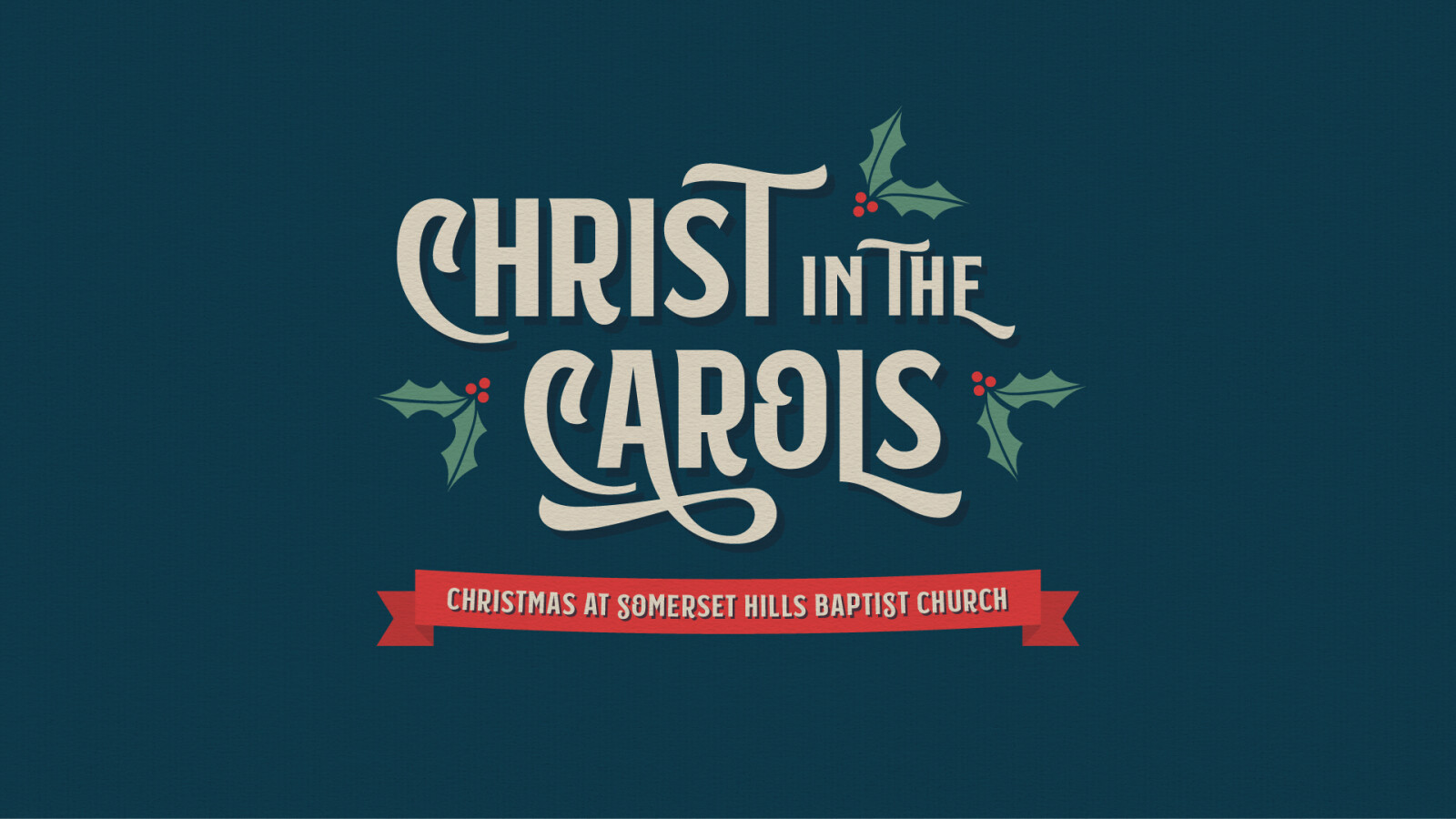 Christ in the Carols